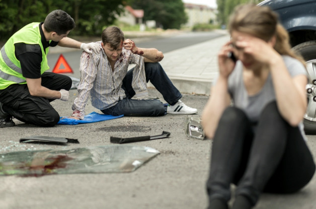 Какое грозит наказание водителю за совершение ДТП с пострадавшими в случае причинения тяжкого, среднего и легкого вреда здоровью
